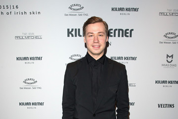 David Kross Arrivals at Kilian Kerner