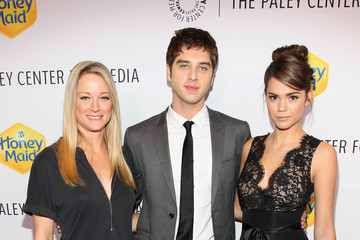 David Lambert Maia Mitchell The Paley Center For Media 2014 Los Angeles Gala Presented By Honey Maid