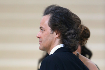 David Lauren 'Rei Kawakubo/Comme des Garcons: Art of the In-Between' Costume Institute Gala - Outside Arrivals