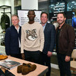 David Law Armando Cabral Debuts New Collaboration With Allen Edmonds At Madison Ave Store