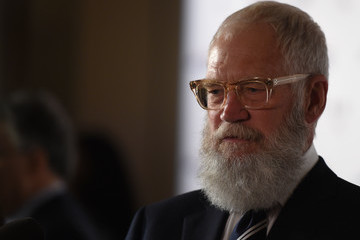 David Letterman 2017 Mark Twain Prize for American Humor