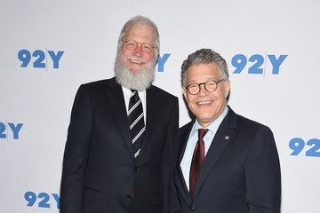 David Letterman 92nd Street Y Presents Senator Al Franken in Conversation With David Letterman