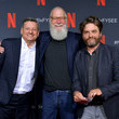 David Letterman Netflix FYSEE 'My Next Guest Needs No Introduction With David Letterman' ATAS Official Presentation And Reception