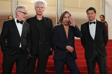 David Lisnard 'Gimme Danger' - Red Carpet Arrivals - The 69th Annual Cannes Film Festival