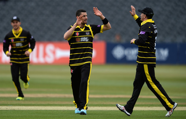Gloucestershire v Glamorgan - Royal London One-Day Cup
