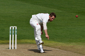 David Lloyd Glamorgan v Nottinghamshire - Specsavers County Championship: Division Two