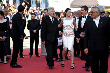 David Lynch 70th Anniversary Red Carpet Arrivals - The 70th Annual Cannes Film Festival