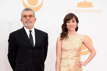 David Mamet Arrivals at the 65th Annual Primetime Emmy Awards — Part 5