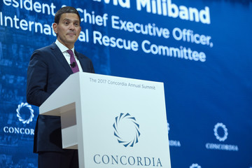 David Miliband The 2017 Concordia Annual Summit - Day 2