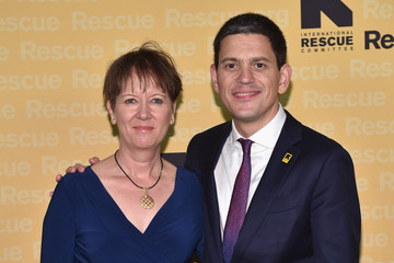 David Miliband IRC Hosts The 2017 Rescue Dinner - Arrivals