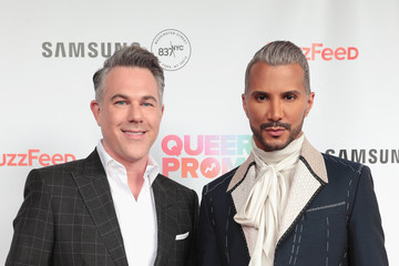 David Miskin BuzzFeed Hosts Its 2nd Annual Queer Prom Powered By Samsung For LGBTQ+ Youth In New York At Samsung 837