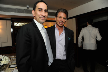 David Mitchell DuJour Media's Jason Binn Welcomes de Grisogono's Fawaz Gruosi to NYC With an Intimate Dinner at Harry Cipriani