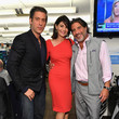 David Muir Annual Charity Day Hosted By Cantor Fitzgerald, BGC and GFI - Cantor Fitzgerald Office - Inside