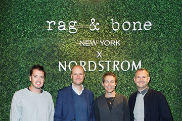 David Neville Rag & Bone Personal Appearance and Cocktail Party at Nordstrom Pacific Centre