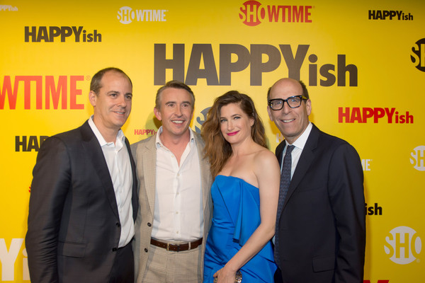 'HAPPYish' Series Premiere - Arrivals