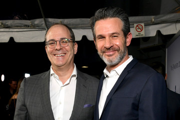 """David Nevins CBS All Access New Series """"The Twilight Zone"""" Premiere - Red Carpet"""