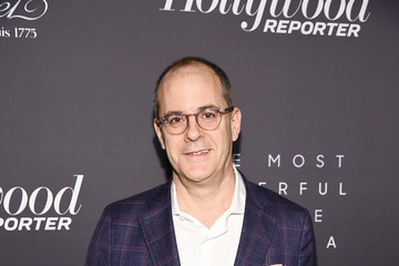 David Nevins The Hollywood Reporter's 9th Annual Most Powerful People In Media - Arrivals