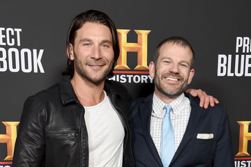 "David O'Leary Premiere For History Channel's ""Project Blue Book"" - Arrivals"