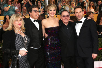 David O. Russell Jennifer Lawrence 20th Annual Screen Actors Guild Awards - Arrivals