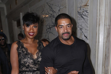 David Otunga Marchesa - Front Row - Spring 2016 New York Fashion Week