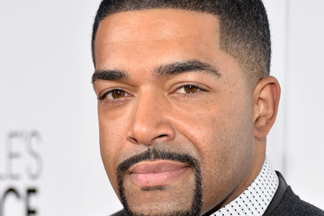 David Otunga Arrivals at the People's Choice Awards — Part 2