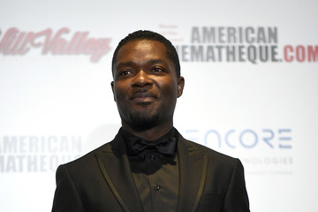 David Oyelowo 33rd American Cinematheque Award Presentation Honoring Charlize Theron - Photo Op