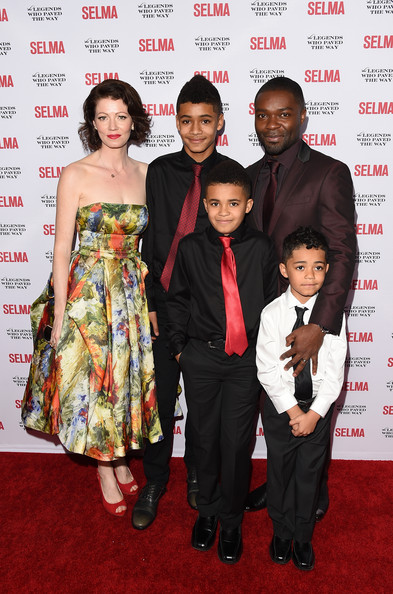 David Oyelowo and Jessica Oyelowo Photos Photos - The ...