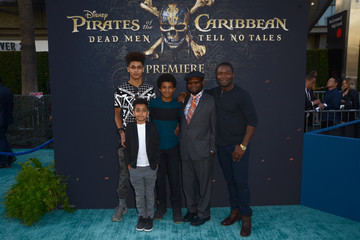 David Oyelowo Premiere of Disney's andnd Jerry Bruckheimer Films' 'Pirates Of The Caribbean: Dead Men Tell No Tales'