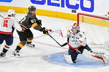 David Perron 2018 NHL Stanley Cup Final - Game Two