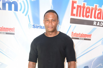 David Ramsey SiriusXM's Entertainment Weekly Radio Channel Broadcasts From Comic Con 2017 - Day 3