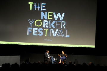 David Remnick The 2018 New Yorker Festival - Zadie Smith In Conversation With The New Yorker's David Remnick