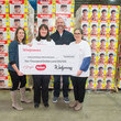 David Ross Huggies And Walgreens Donate 250,000 Diapers To Chicago Nonprofit With David Ross