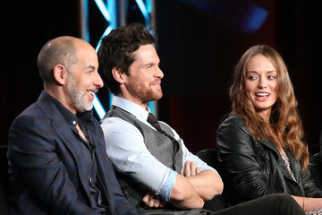 David S. Goyer Winter TCA Tour: Day 2