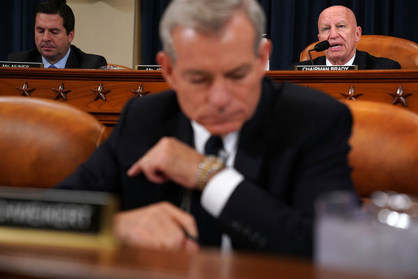 House Ways and Means Committee Begins Markup of Tax Reform Bill [official,event,court,speaker,government,trial,speech,kevin brady,donald trump,devin nunes,david schweikert,house ways and means committee begins markup of tax reform bill,remarks,tax reform legislation,r,house ways and means committee,markup hearing]