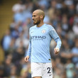 David Silva Manchester City vs. Huddersfield Town - Premier League