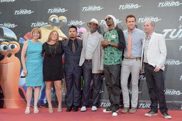 David Soren 'Turbo' Premieres in Barcelona