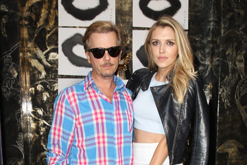 David Spade Celebs at the Artist in Residence Event