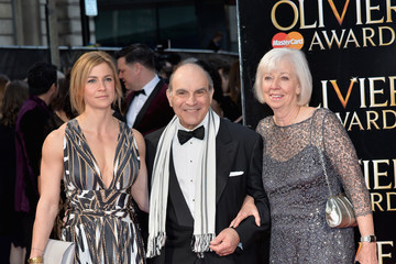 David Suchet The Olivier Awards with Mastercard - Red Carpet Arrivals