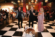 David Tutera, Ice-T and Coco attend David Tutera's CELEBrations: Ice-T & Coco's Pre-Birthday Party For Baby Chanel at Cedar Lake Events on October 22, 2015 in New York City.