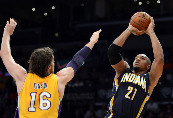 David West - Indiana Pacers