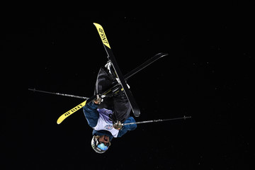 David Wise FIS World Freestyle Ski Championships - Men's and Women's Halfpipe