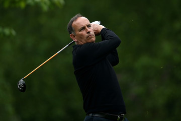 David Wood Silversea Senior PGA Professional Championship - Day 1