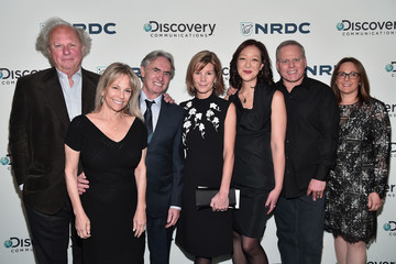 David Zaslav The Natural Resources Defense Council Presents 'NRDC's Night of Comedy' Benefit With Seth Meyers, John Oliver, George Lopez, Mike Birbiglia and Hasan Minhaj