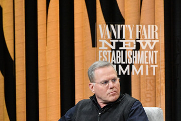 David Zaslav Vanity Fair New Establishment Summit - Day 1