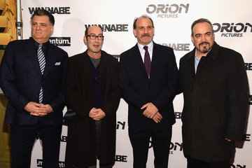 David Zayas 'The Wannabe' New York Premiere
