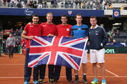 Andy Murray and Colin Fleming Photos Photo