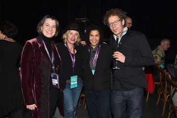 Dawn Laguens An Artist at the Table: Cocktails and Dinner Program Benefit - 2016 Sundance Film Festival