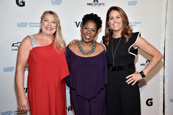 The Women's Sports Foundation's 40th Annual Salute To Women In Sports Awards Gala - Arrivals
