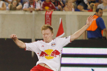 Dax McCarty Houston Dynamo v New York Red Bulls