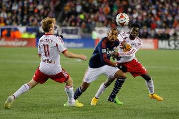 Dax McCarty New York Red Bulls v New England Revolution - Eastern Conference Final - Leg 2